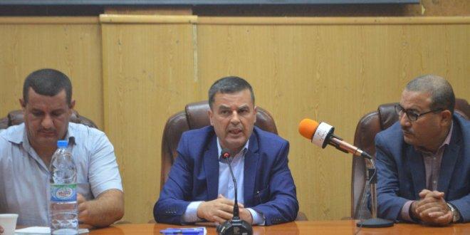 مداخلة الصحفى جمعة عبد القادر حول ألاعلام في الجزائر