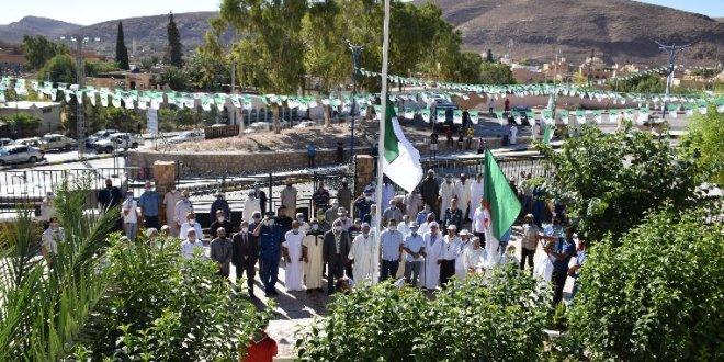 فيديو بوسعادة تتذكر الشهداء في عيد استقلال الجزائر