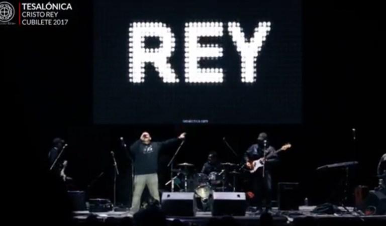 ¡Que viva mi  Cristo que viva mi Rey! al estilo Rock!