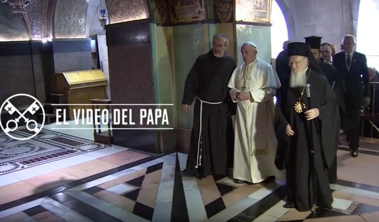 Mensaje del Papa de Enero