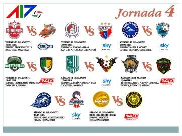 Bravos vs Correcaminos en Vivo Online Ascenso MX 2017 previo
