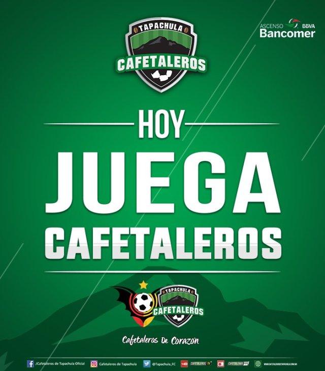 Murcielagos vs Cafetaleros en Vivo Online Ascenso MX 2017