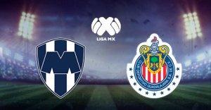 Partido Monterrey vs Chivas Online Liga MX 2017