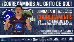 Correcaminos vs Cafetaleros en Vivo Ascenso MX 2017
