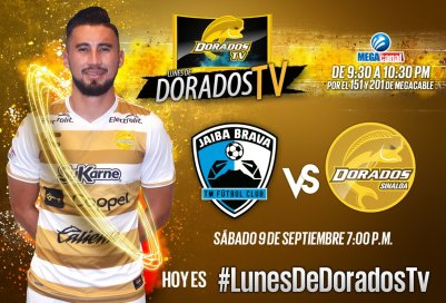 Dorados vs Bravos en Vivo Ascenso MX 2017 previo