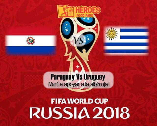 Partido Paraguay vs Uruguay en Vivo Eliminatoria Rusia 2018 2017
