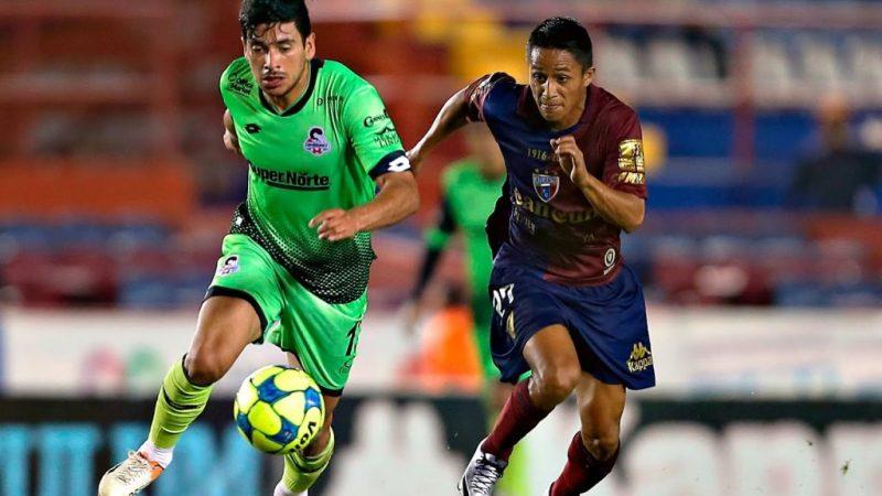 Cimarrones vs Atlante en Vivo Ascenso MX 2018