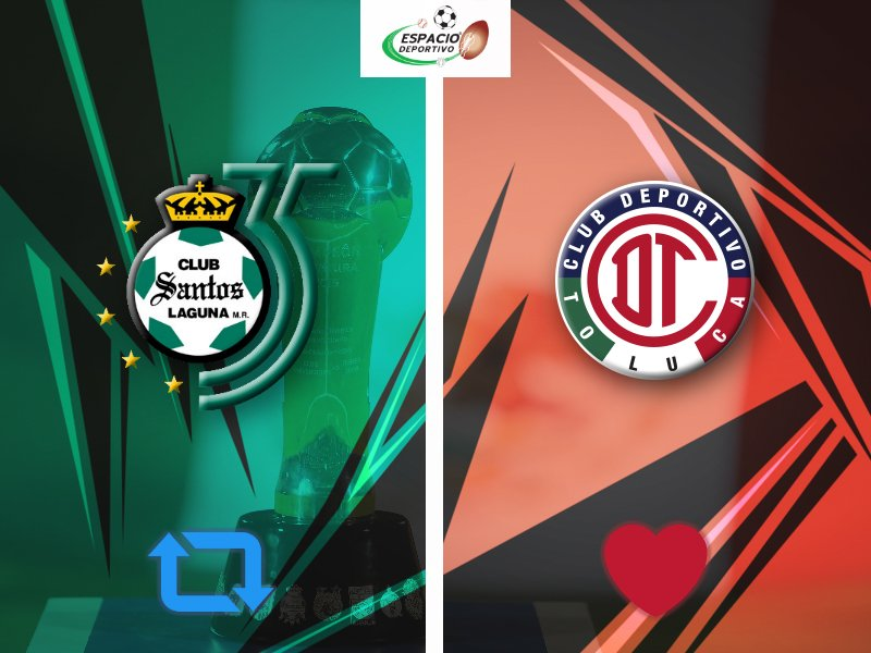 Azteca 7 en Vivo Santos vs Toluca final Liga MX 2018