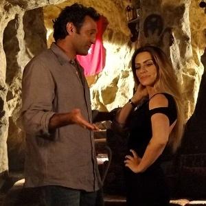 """Em """"Salve Jorge"""", Bianca passa por cima de uma decisão de Zyah e é repreendida"""