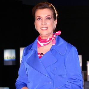 """Cris Poli, a educadora e apresentadora do """"Supernanny"""", reality so SBT"""
