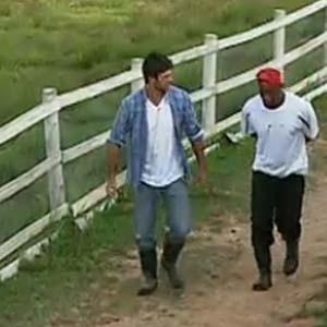 Viola e Daniel comentam sobre as responsabilidades do fazendeiro (4/11/10)