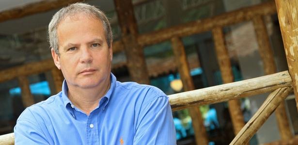 O diretor de novelas Jayme Monjardim (24/1/2011)