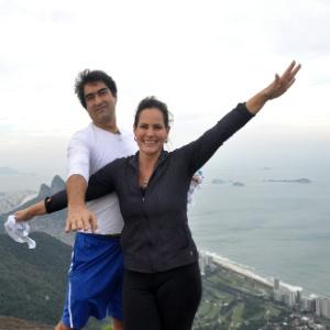 Zeca Camargo e Renata Ceribelli encantam-se com a Pedra Bonita no Medida Certa (19/6/2011)