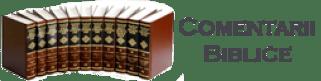 comentarii biblice