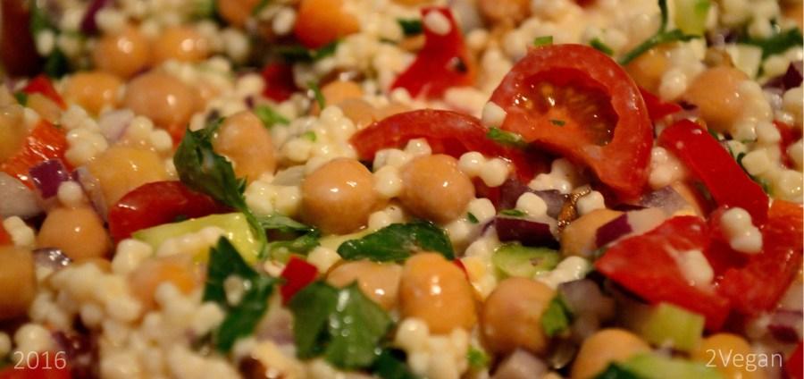 salata de cuscus mei