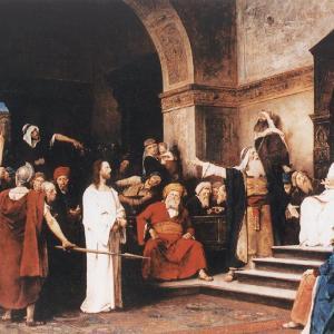 Munkacsy_-_christ_before_pilate