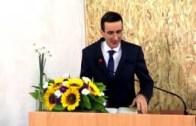 """Rugaciunea ca dialog al iubirii"" Daniel Sercau"