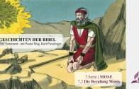 7.2 Die Berufung Moses x