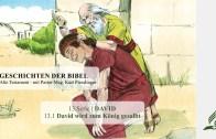 13.1 David wird zum König gesalbt x