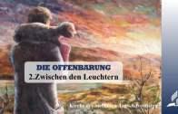 2.ZWISCHEN DEN LEUCHTERN – DIE OFFENBARUNG | Pastor Mag. Kurt Piesslinger