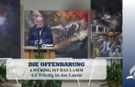 4.4 Würdig ist das Lamm – WÜRDIG IST DAS LAMM | Pastor Mag. Kurt Piesslinger