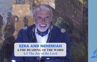 6.5 The Joy of the Lord – THE READING OF THE WORD | Pastor Kurt Piesslinger, M.A.