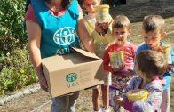 """1.461 de persoane primesc ajutor în cea de-a 29-a săptămână de implementare a proiectului ADRA """"Sprijin umanitar COVID-19"""""""