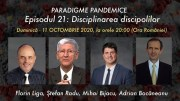 Episodul 21: Disciplinarea discipolilor