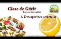 """Clase de gătit cu """"tanti JENI"""" – 1. Descoperirea secretelor"""