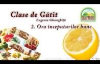 """Clase de gătit cu """"tanti JENI"""" – 2. Ora începuturilor bune"""