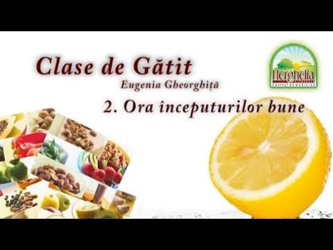 """Clase de gătit cu """"tanti JENI"""" – 2"""