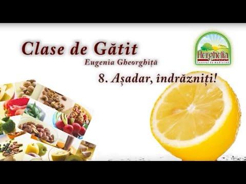 """Clase de gătit cu """"tanti JENI"""" – 8"""