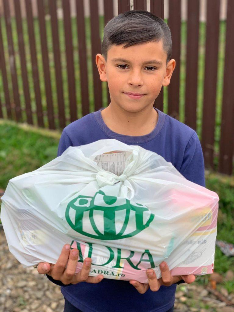 """602 persoane primesc ajutor în cea de-a 36-a săptămână de implementare a proiectului ADRA """"Sprijin Umanitar COVID-19"""""""