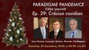 Ediție specială – Crăciun covidian