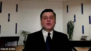 Usa Bisericii – Pastor Gabriel Achim