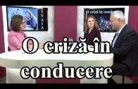Studiul 02 – O criză în conducere