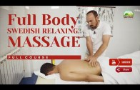 Full Body Massage, Relaxing Massage | FULL COURSE [2021]