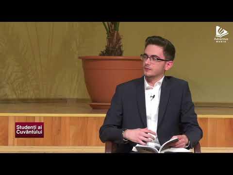 Studenti ai Cuvantului/Rob și Mântuitor – Studiul 9/trim