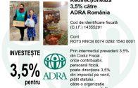 3,5% PENTRU ADRA, 100% PENTRU EDUCAȚIA COPIILOR