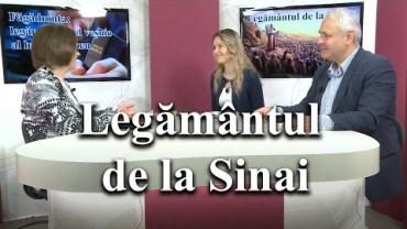 Studiul 07 – Legământul de la Sinai
