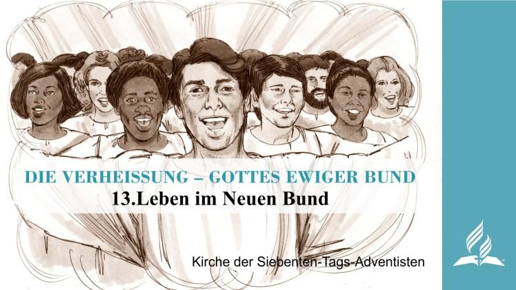 Banner Lektion 13