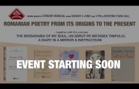 Romanian poetry from its origins to the present