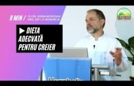 🍎 Dieta Adecvată Pentru Creier | Dr. Moroșan Sorin [2021] part.21.