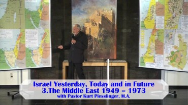 Israel Yesterday, Today and in Future 3