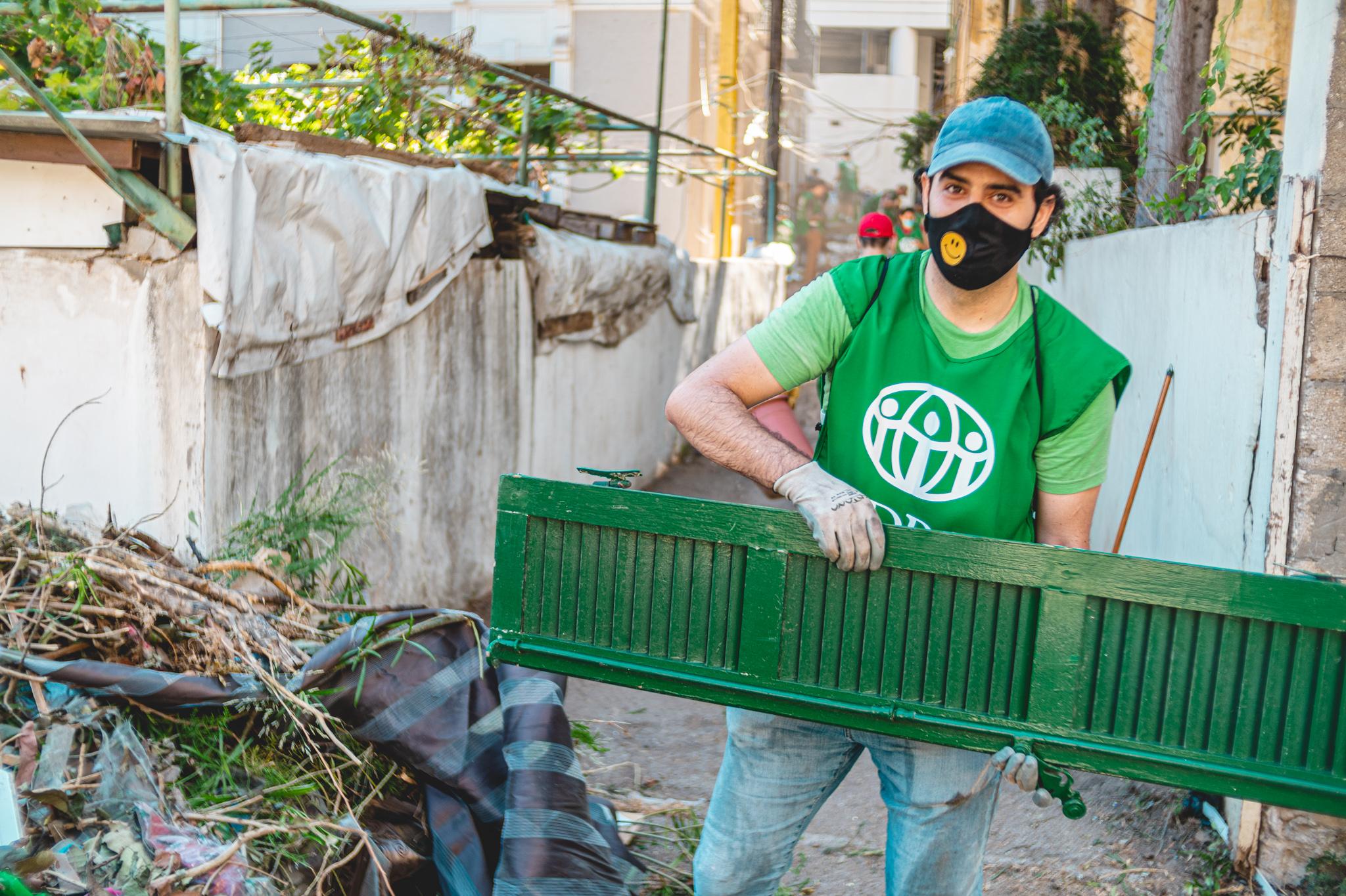 """2.412 persoane din 860 familii grav afectate, victime ale exploziei din Beirut, primesc ajutor în cadrul proiectului ADRA """"Apel la solidaritate internațională – Liban"""""""