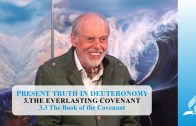 3.3 The Book of the Covenant – THE EVERLASTING COVENANT | Pastor Kurt Piesslinger, M.A.