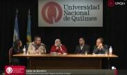 """Convenio Marco entre la Asociación """"Madres de Plaza de Mayo"""" y la Universidad Nacional de Quilmes"""
