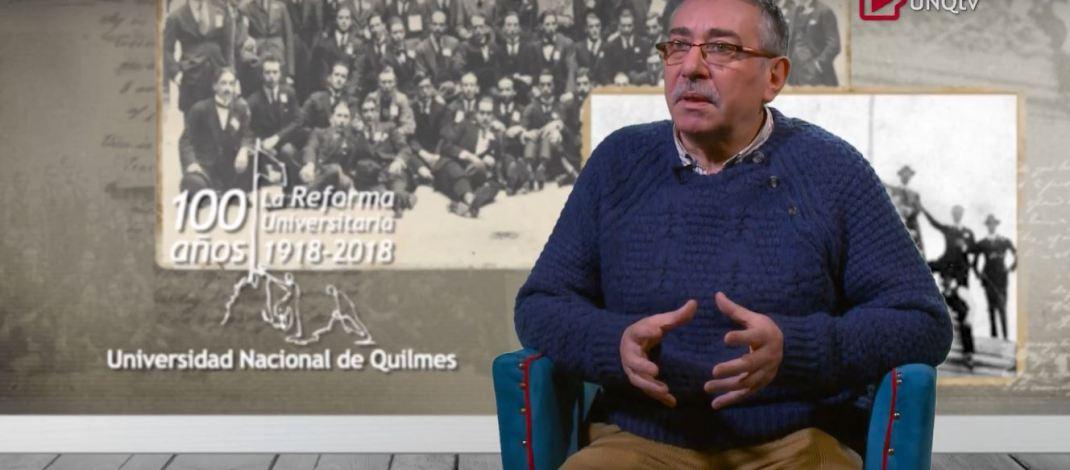 100 Años Reforma Universitaria – Charla con Jorge Flores
