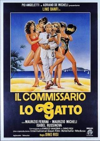 Il commissario lo gatto Stasera su Italia 2