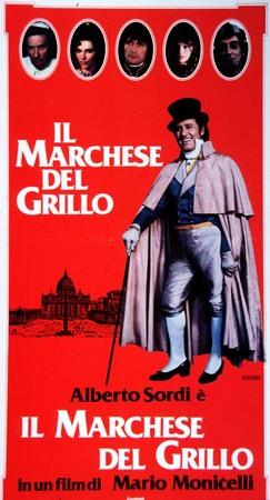 Il marchese del grillo Stasera su Iris